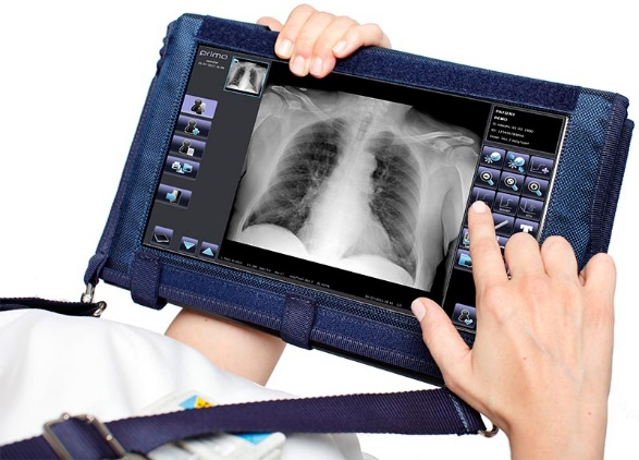 خدمات مرتبط با عکس برداری رادیولوژی