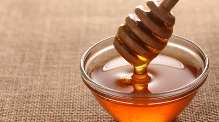 درمان با عسل