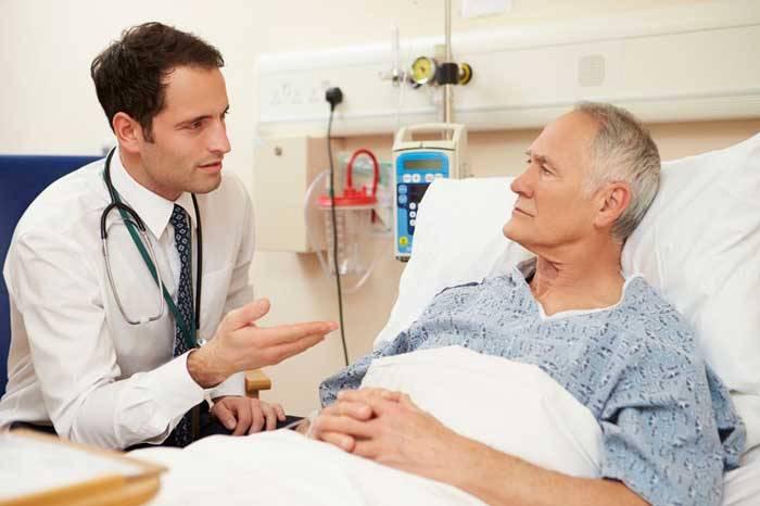 - چه زمانی افراد باید تحت درمان متخصص ریه قرار گیرند ؟