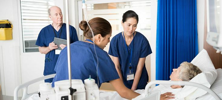 وظایف مراقبتی پرستار مراقب بیمار چیست؟