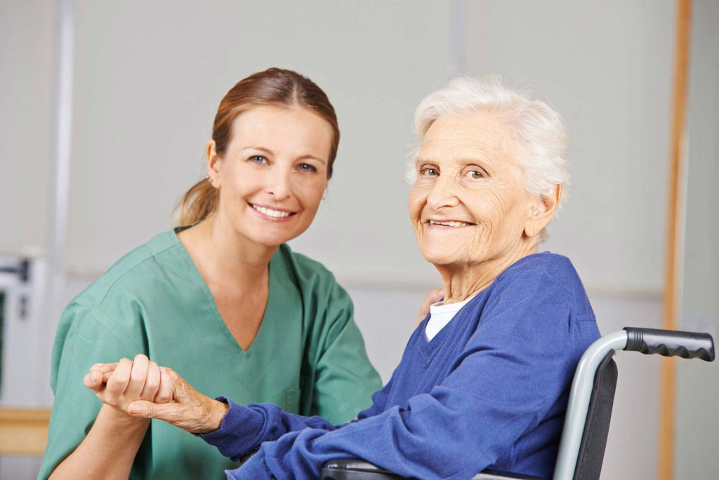 3.مراقبت های ویژه شخص سالمند: