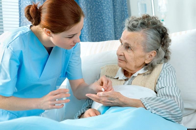 سلامت جسمی فرد سالمند :