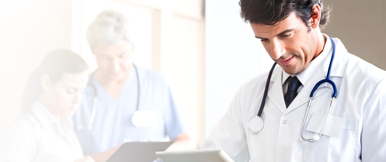 سیستم آنلاین، خدمات درمانی در منزل: