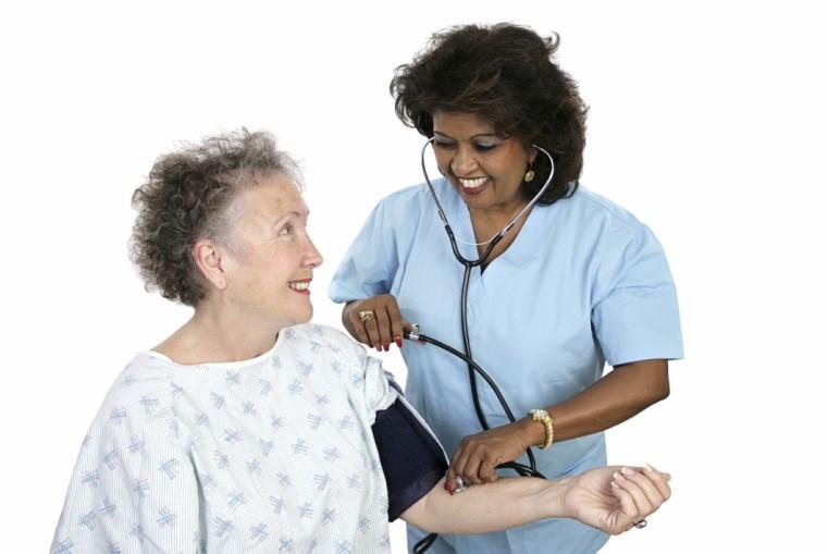 مراقیت ویژه در منزل برای سالمندان