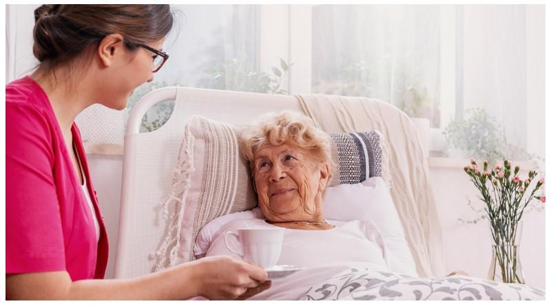 خدمات درمان زخم بستر در منزل